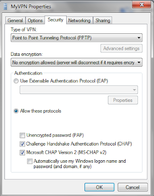 vpn mikrotik8 Cara Mudah Setting VPN di Mikrotik dan Windows 7