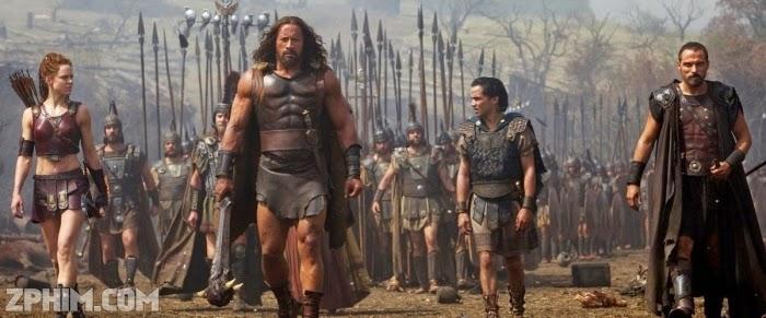 Ảnh trong phim Hercules - Hercules The Thracian Wars 2