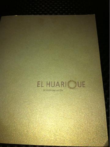 El Huarique nuevo peruano en Madrid