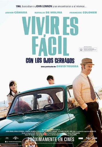 Η Ζωή είναι Ωραία με τα Μάτια Κλειστά (Vivir es fácil con los ojos cerrados) Poster