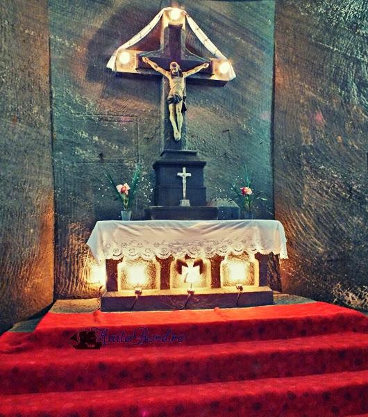 capela sfanta varvara salina cacica