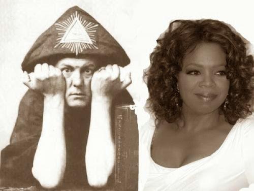 Meet Aleister Crowley And Oprah Winfrey