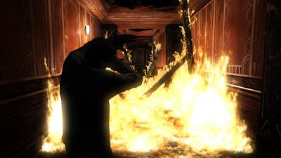 Alone in the Dark - Fire Effects
