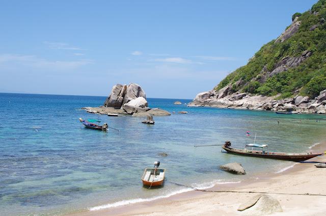 Blog de voyage-en-famille : Voyages en famille, Ko Tao - Ko Phangam
