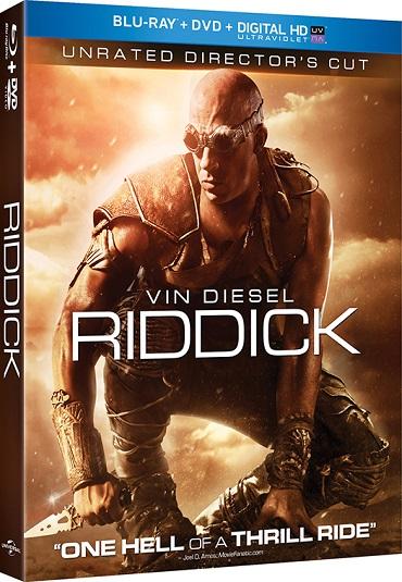 Filme Poster Riddick 3 VERSÃO SEM CORTES BRRip XviD & RMVB Legendado