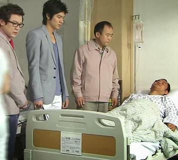 Jung Sung Hwa, Lee Min Ho