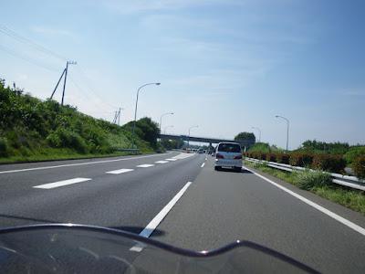 2011/09/10 南志賀ツーリング