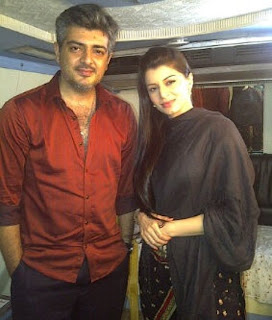 Kainaat Arora Hot Pics @ Mankatha On Location | New Movie ...