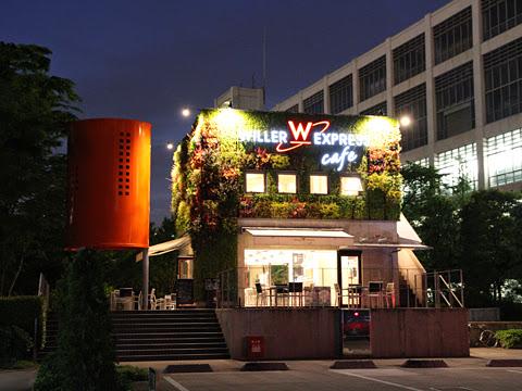 ウィラーエクスプレスカフェ その1