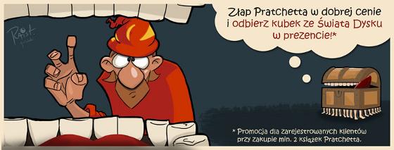 promocja księgarni Godryk.pl
