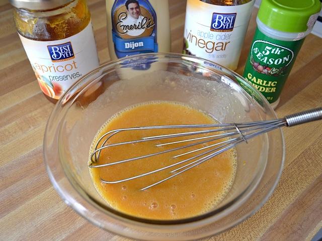 apricot dijon sauce