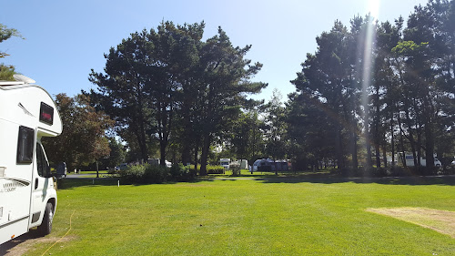 Pembrey Country Park Caravan Club Site at Pembrey Country Park Caravan Club Site