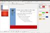 Como utilizar el patrón de diapositivas en Impress