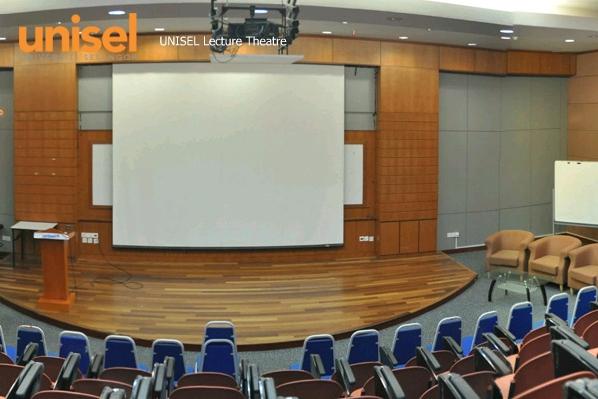 Unisel lecture theatre