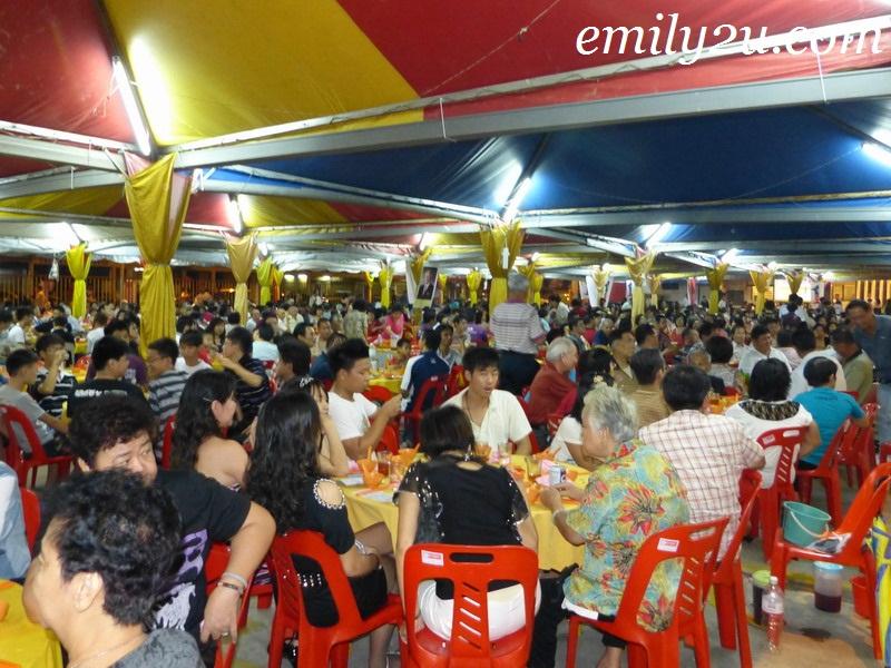 Majlis Makan Malam Satu Malaysia