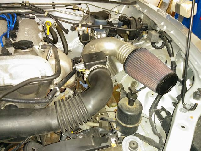 Racing Beat Or K&N Typhoon intake - ClubRoadster net