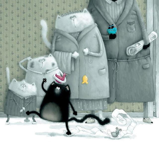 Illustrations Rob Scotton