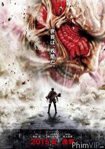 Tấn Công Người Khổng Lồ Phần 2 - Attack On Titan Season 2 poster