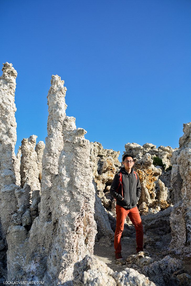 Road Trip California - Mono Lake Tufa Towers.