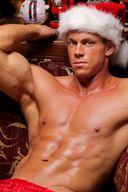 Sexy 2011 Christmas Santa Hunks