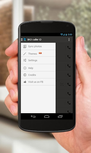 Full Screen Caller ID - BIG! & PRO Unlocker for Android
