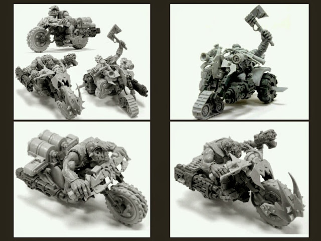 Motos Orcos Forge World