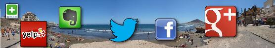 El Médano emplea Twitter para incentivar el desarrollo local
