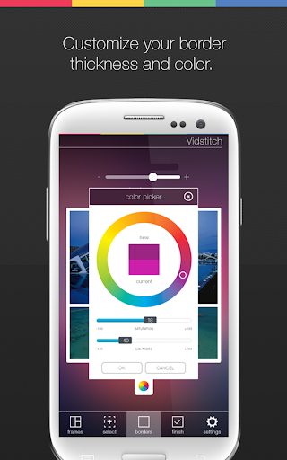 Vidstitch Pro - Video Collage for Android
