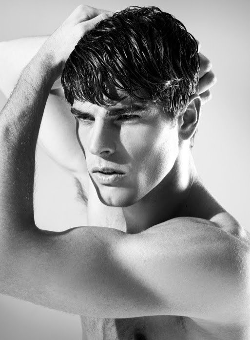Evandro Soldati @ Ford by Koray Birand for Beyman, F/W 2009.