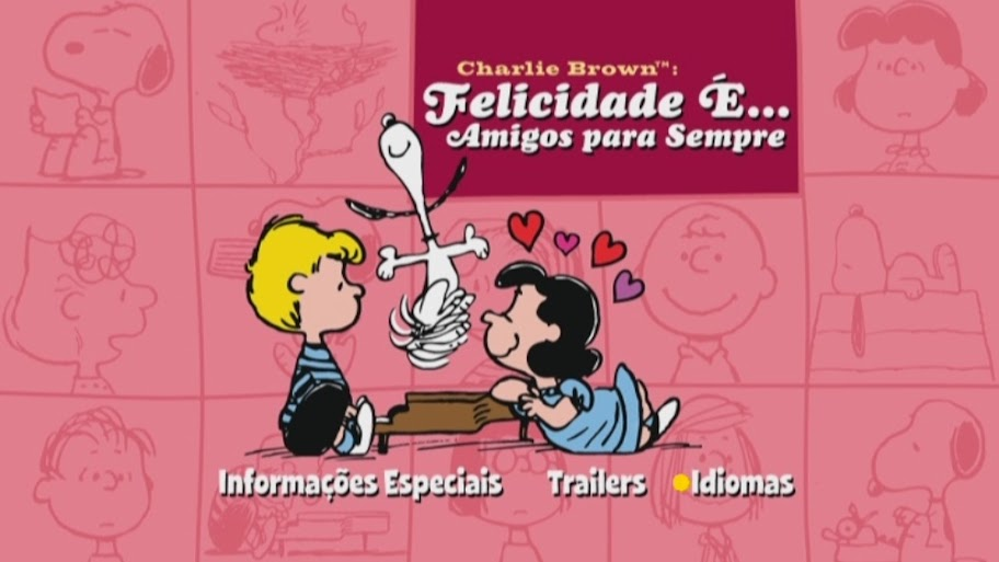 Assistir Charlie Brown, Felicidade e Amigos para sempre Dublado 2011
