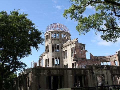 広島原爆ドーム その1