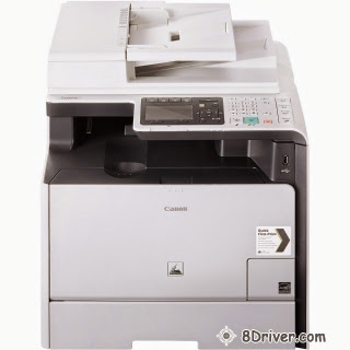 download Canon i-SENSYS MF8580Cdw printer's driver