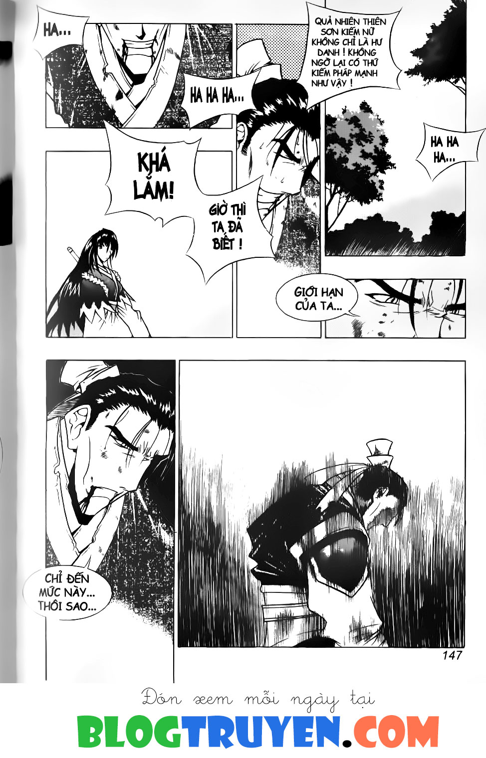 Thiên Lang Liệt Truyện Scan Chap 87 - Truyen.Chap.VN