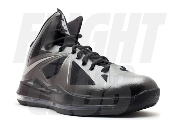 Nike LeBron X Black Diamond Carbon Official Release Date