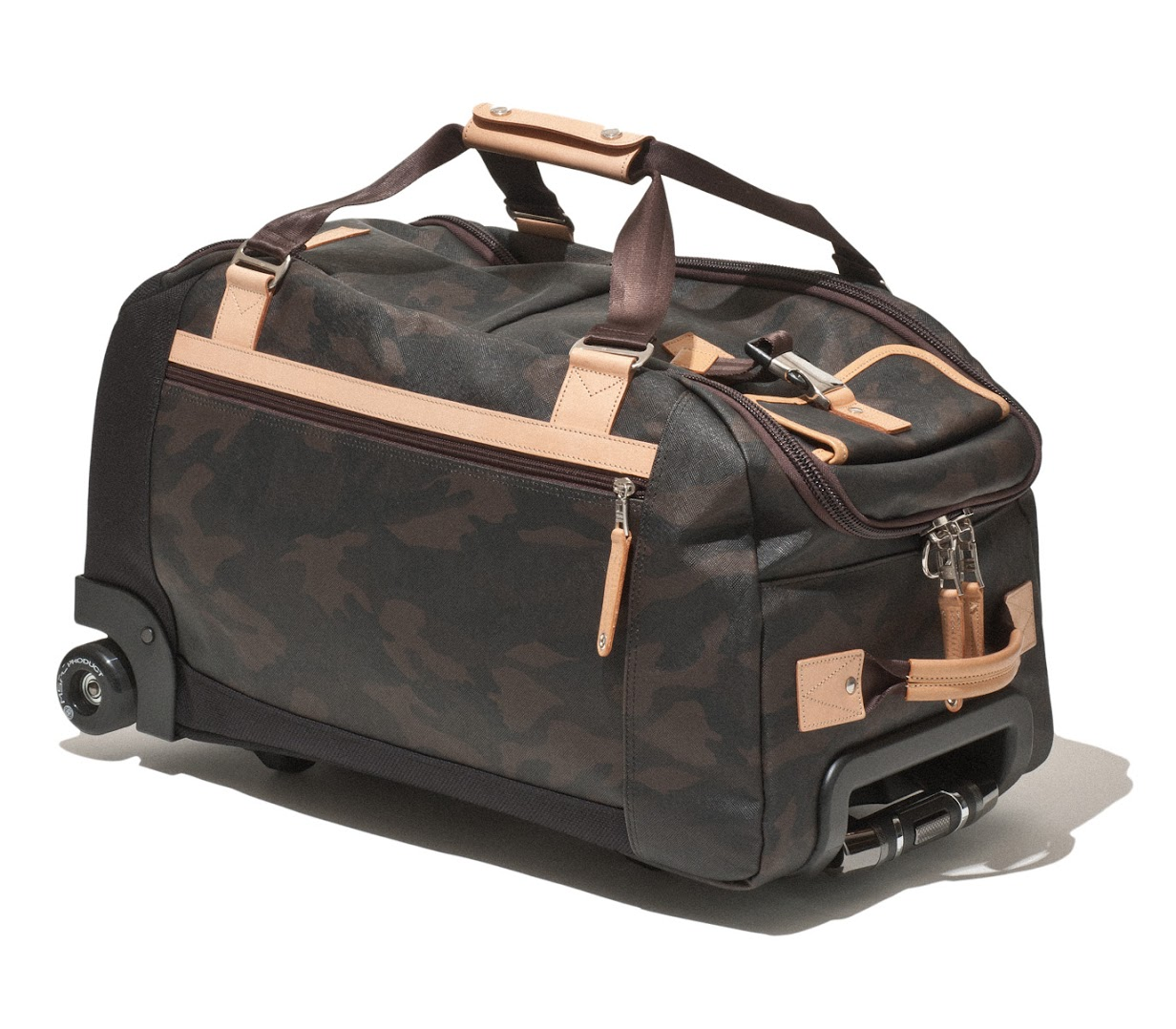 *master-piece HAZE機能旅行包系列:低調深色迷彩紋展現高度質感! 2