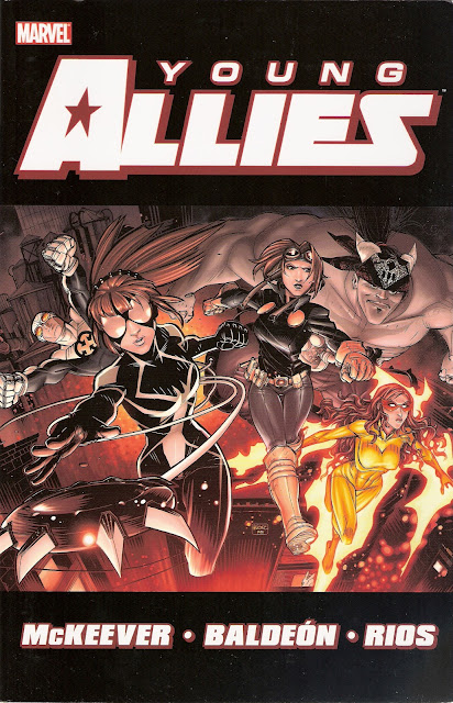 Young Allies cover