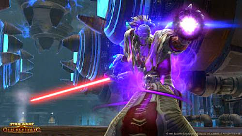 Sith Sorcerer Healing Spells And Abilities