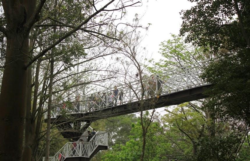 嘉義竹崎景點,竹崎天空步道-6