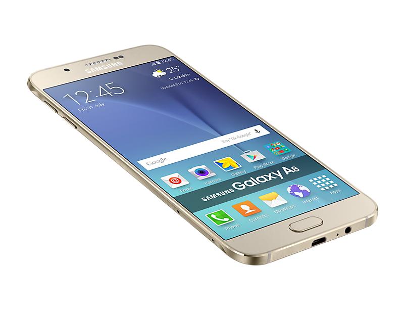 Hướng dẫn Hard Reset Samsung Galaxy A8 SM-A800F