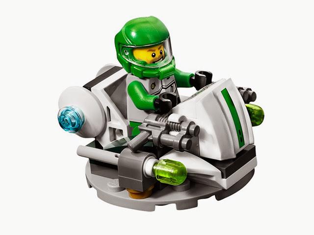 70706 レゴ ギャラクシー・スクワッド クレータークリーパー