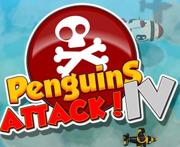 企鵝入侵塔防 4
