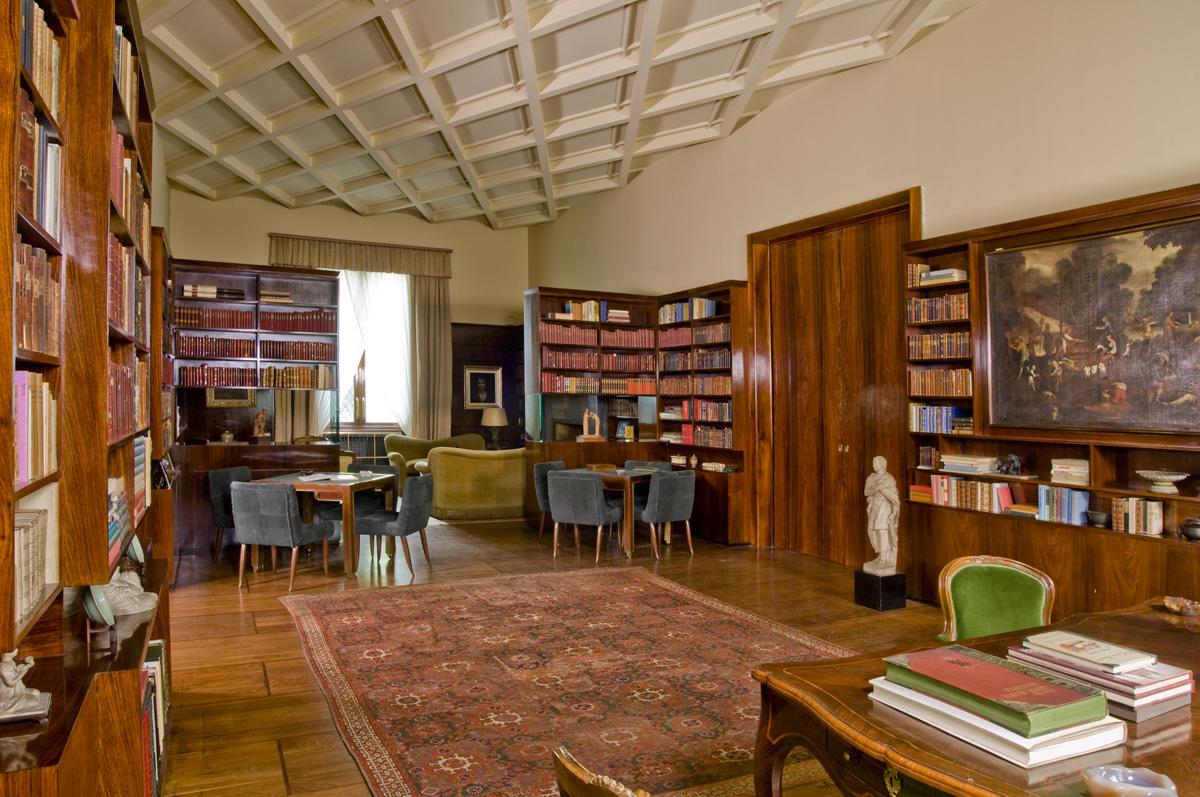 The artichoke villa necchi campiglio milano 1935 for Villa necchi campiglio milano