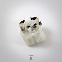 Artkey - Bull - Taurus
