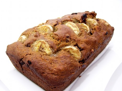 Vegan Fruit Sweetened Banana Bread