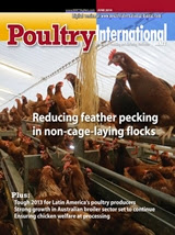 Poultry International Magazine 06/2014 edition.