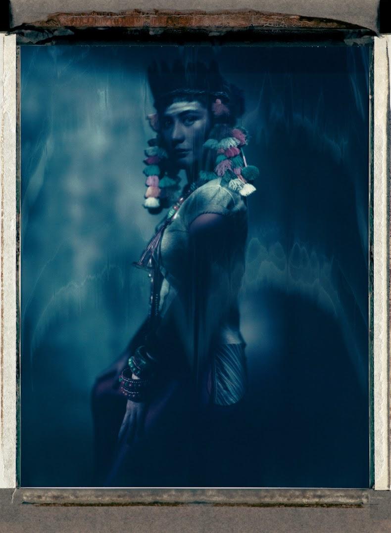 *CLOT FW 2012:Tribesmen 找來夏永康拍出民族圖騰藝術品 6