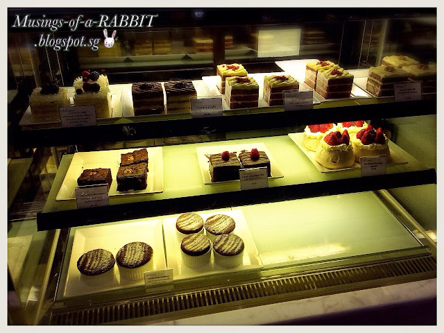 Delicious (Pastas. Salads. Cakes. and More) @ Scotts Square