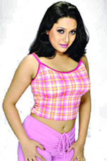Bangladeshi Actress Jona