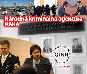 Národná kriminálna agentúra - NAKA
