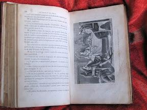 Interior de la novela
